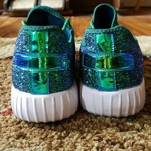 85148aaa5e2d forever Shoes | Mermaid Glitter Sneakers | Poshmark